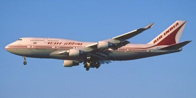 This Boeing 747-433 took its first flight on June 19, 1991...(c/n 25074/ 862)  16/07/1991 Air Canada C-GAGM stored at Marana 30/10/04 as N770PC   26/04/2005 Air India VT-AIM 01/06/2008 Dubai Air Wing A6-COM