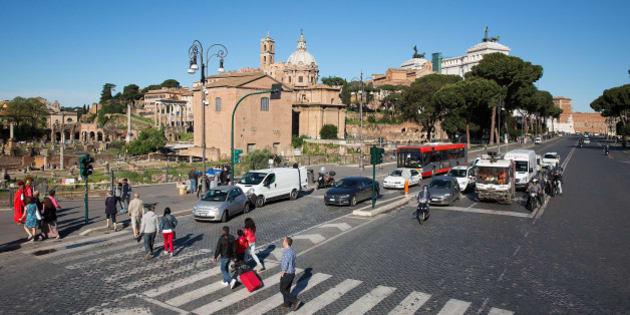 Ja, ich liebe Rom!  Yes, I love Rome!