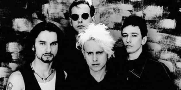 Resultado de imagem para depeche mode