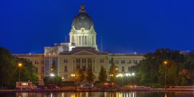 Capital city of Saskatchewan