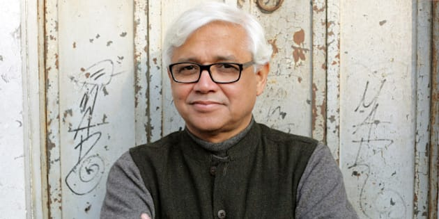 VENICE, ITALY - APRIL 10:  Indian writer Amitav Ghosh poses for a portrait during 'Incroci Di Civilta', the Venice Literaly Festival  on April 10, 2013 in Venice, Italy.  (Photo by Barbara Zanon/Getty Images)