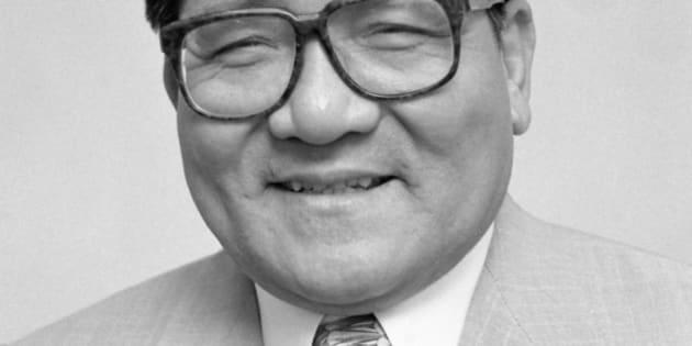 橘家圓蔵さん死去 「ヨイショ」...
