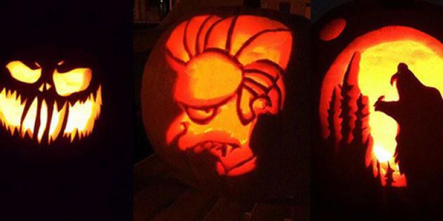 pumpkin carving ideas 100 jack o lanterns perfect for halloween