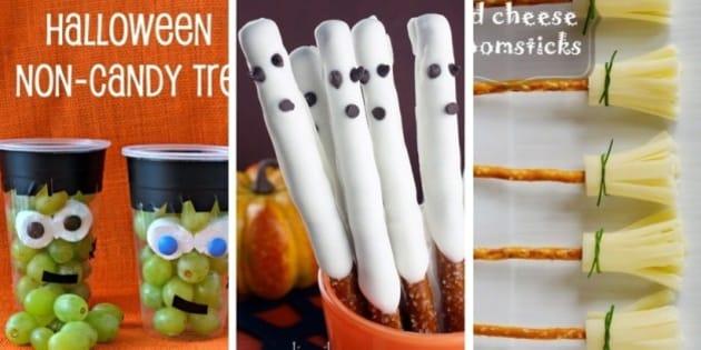 easy halloween treats nut free ideas for class parties