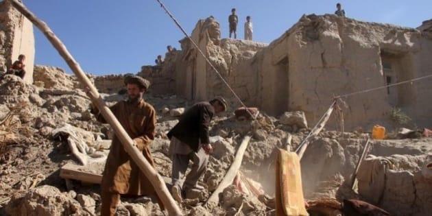 アフガン地震】タリバン、国際救...