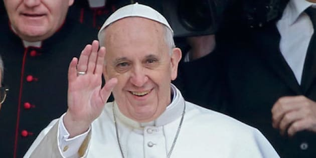 Today, HOLY MOTHER CHURCH rejoices for the SOLEMN INAUGURATION of HIS HOLINESS, POPE FRANCIS P.P. @ St. Peter's Basilica, Vatican City... VIVA IL PAPA FRANCESCO!!!