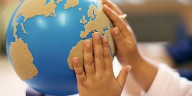 Cunto sabes de geografa mundial TEST