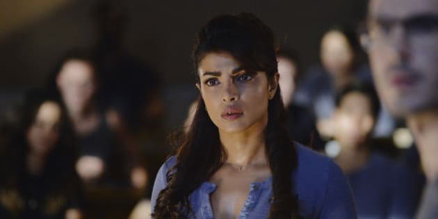 QUANTICO - 'Go' - It's midterm exam time at Quantico where the NATS are given an explosive assignment which results in some people going home for good. In the future, Alex continues to try and clear her name, finding Nimah and Raina who provide more questions than answers leaving Alex and the world to wonder, 'who can you really trust?' on 'Quantico' SUNDAY, NOVEMBER 8 (10:01-11:00 ET) on the ABC Television Network. (Photo by Jonathan Wenk/ABC via Getty Images)