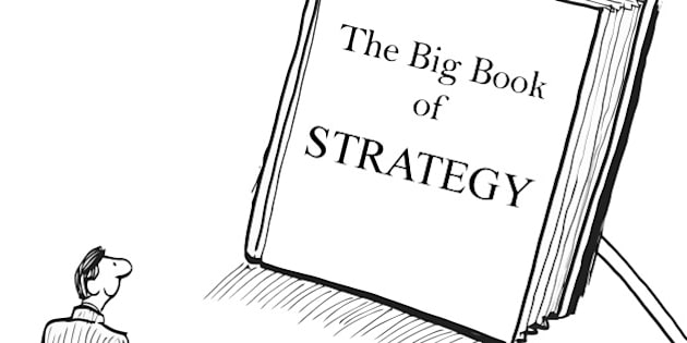 The Big Book of STRATEGY