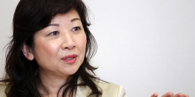 Seiko Noda, a lawmaker from the Liberal Democratic Party (LDP), speaks during an interview in Tokyo, Japan, on Wednesday, July 29, 2015. Noda, who's been mentioned as a candidate to become Japan's first female prime minister, is only the second senior Liberal Democratic Party lawmaker to criticize the legislation. Photographer: Junko Kimura-Matsumoto/Bloomberg via Getty Images