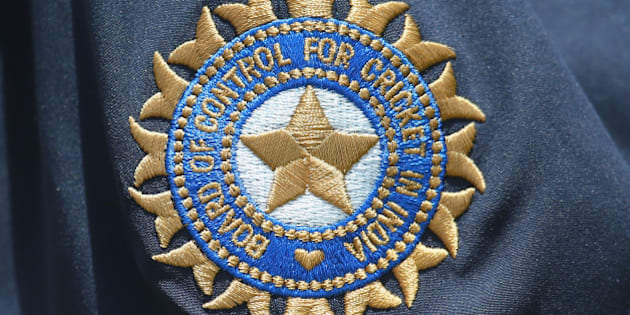 ADELAIDE, AUSTRALIA - DECEMBER 04:  A detail of the Board of Control for Cricket in India (BCCI) emblem on the hat of a player during the international tour match between the Cricket Australia XI and India at Gliderol Stadium on December 4, 2014 in Adelaide, Australia.  (Photo by Scott Barbour - CA/Cricket Australia/Getty Images)