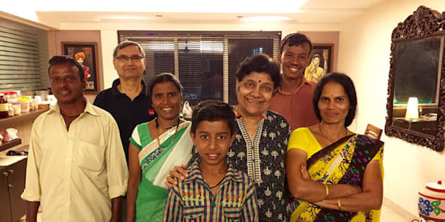 My Mother Invited Our Domestic Help's Family To Diwali Dinner And Started A Tradition