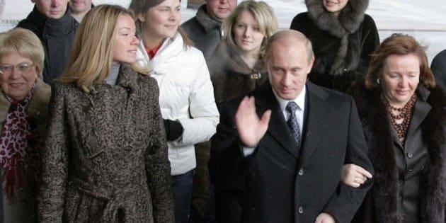 プーチン氏の娘カテリーナが羽振りを利かせるロシア エリート層も台頭!?
