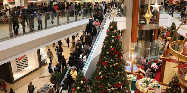 Why I Hate Christmas Shopping Huffpost Canada