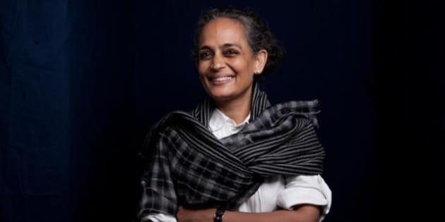 Arundhati Roy (Francesco Alesi, Internazionale)