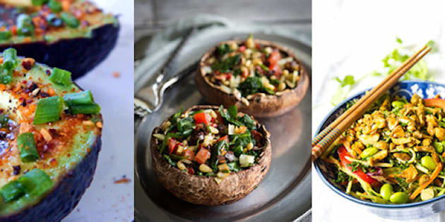 Raw vegan recipes 15 easy and healthy lunch ideas forumfinder Images