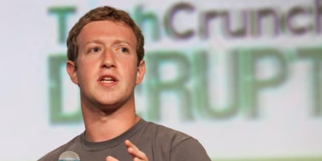 Mark Zuckerberg at TechCrunch Disrupt 2012. For publication rights, contact JD Lasica at jdlasica@gmail.com.