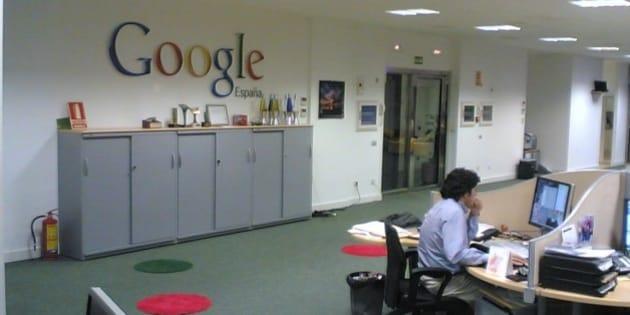 En el Googleplex español...