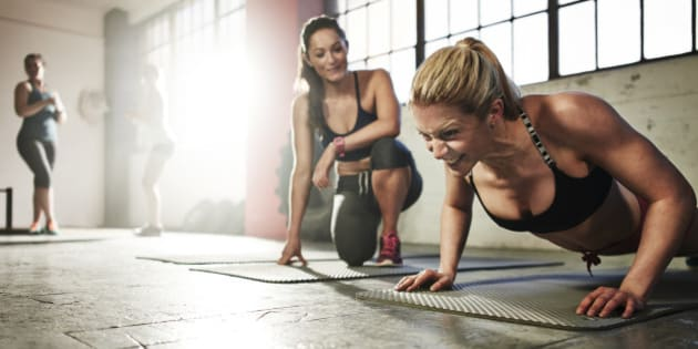 07ae90aac07d29 Personal Trainers Reveal How Long Your Workout Session Should Be ...