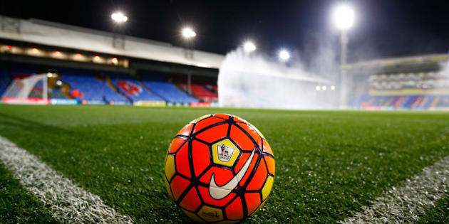 LONDON, ENGLAND - NOVEMBER 23:  A general view of the ground prior to kickoff during the Barclays Premier League match between Crystal Palace and Sunderland at Selhurst Park on November 23, 2015 in London, England.  (Photo by Clive Rose/Getty Images)