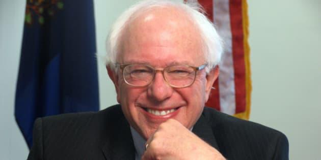 Bernie Sanders (Photo: Troy Page / t r u t h o u t)