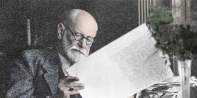Sigmund Freud (1856-1939), Austrian psychologist. Freud theorized that mental illness could have psychological as well as physiological causes. He believed that the mind contains conscious and unconscious levels. bad memories are repressed and stored uncon
