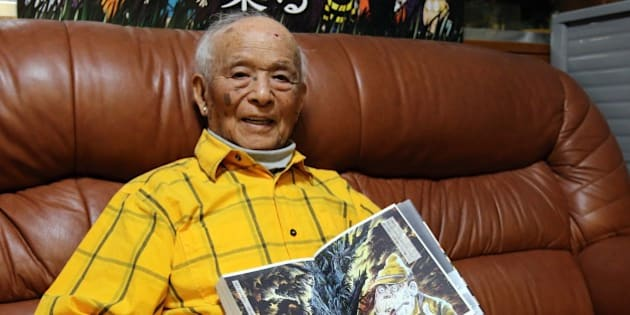 To go with Japan-history-WWII-anniversary-soldiers,FEATURE by Kyoko HASEGAWA