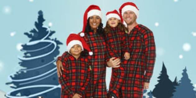 a7bd3bcf53 Family Christmas Pajamas  Every Family Needs A Set