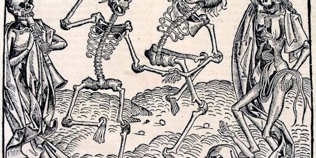 Black death genetic code cracked in work led by canadian scientists sciox Image collections