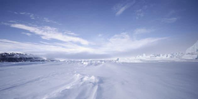 Baffin Bay, Baffin Island, Canada