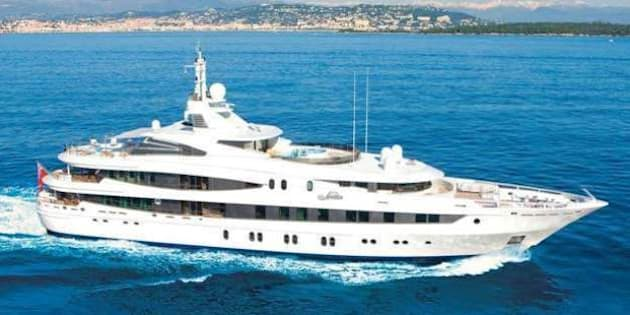IAMA woman who worked on Private Luxury Yachts for a few
