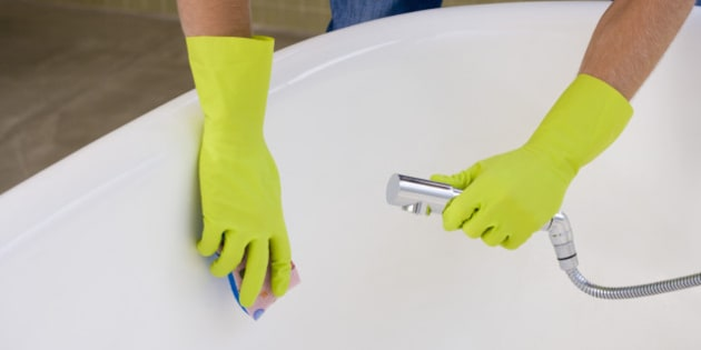 Des Trucs Faciles Pour Nettoyer La Baignoire Efficacement