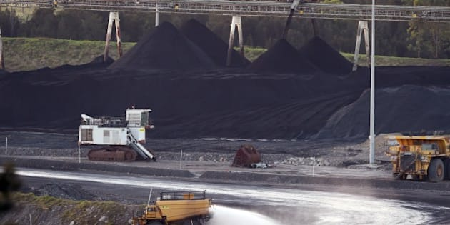 To go with Climate-warming-UN-COP21-Australia-coal,FEATURE by Madeleine Coorey