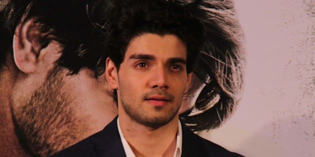 MUMBAI, INDIA - JULY 15: Bollywood debut actor Sooraj Pancholi during the trailer launch of movie Hero at PVR, Juhu, on July 15, 2015 in Mumbai, India. Hero is an upcoming Indian romantic action film directed by Nikhil Advani and co-written with Umesh Bist, a remake of Subhash Ghai's directed 1983 film of the same name, which starred Jackie Shroff. The film is scheduled to release on September 11, 2015. (Photo by Pramod Thakur/Hindustan Times via Getty Images)