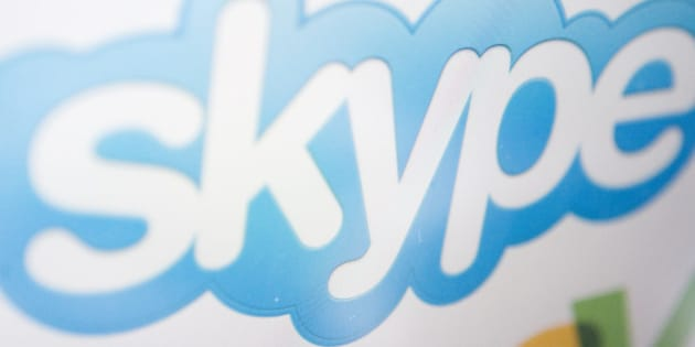 UNITED STATES - JUNE 26:  The Skype and EBay Inc. logos are arranged on a computer monitor in New York, U.S., on Friday, June 26, 2009. EBay's dispute with the founders of its Skype Internet-phone division threatens to delay a Skype initial public offering and lower the amount raised.  (Photo by Andrew Harrer/Bloomberg via Getty Images)
