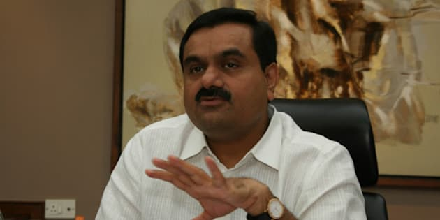 AHMEDABAD, INDIA - JULY 19: Chairman Of Adani Group Gautam Adani poses for a profile shoot during an interview on Jlu on July 19, 2010 in Ahmedabad, India. (Photo by Ramesh Dave/Mint via Getty Images)