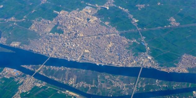 Une cité antique perdue redécouverte dans le delta du Nil par une équipe du British Museum
