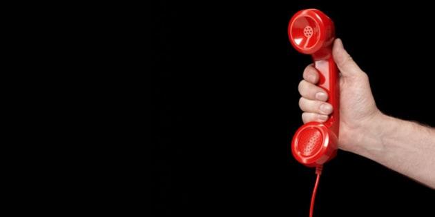 Emergencies and disaster hotline