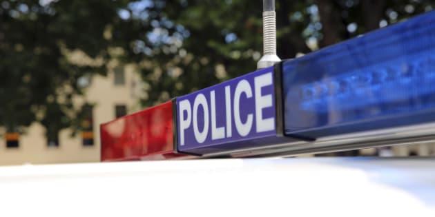 Police in Tasmania. Australia