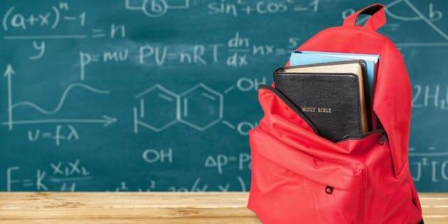 Backpack, Bible, Book Bag.