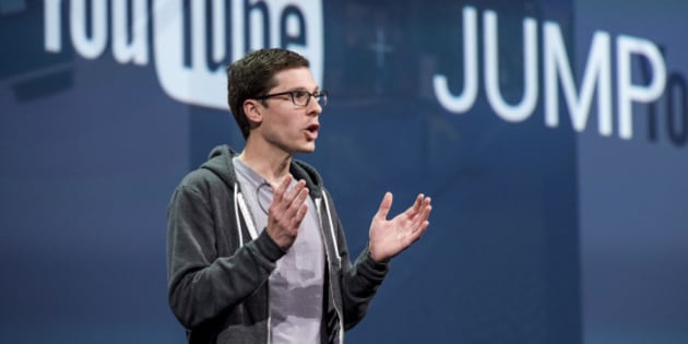 Clay Bavor, vice president of product management for Google Inc., speaks during the Google I/O Annual Developers Conference in San Francisco, California, U.S., on Thursday, May 28, 2015. Google Inc. unveiled payment services, security upgrades and access to HBO movies and shows for its popular Android software, seeking to push back against growing competition from rivals such as Apple Inc. Photographer: David Paul Morris/Bloomberg via Getty Images