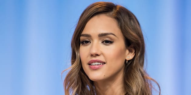 PHILADELPHIA, PA - NOVEMBER 19:  Actress/businesswoman Jessica Alba speaks during a conversation on Impacting Social Change at Pennsylvania Conference For Women 2015 at Pennsylvania Convention Center on November 19, 2015 in Philadelphia, Pennsylvania.  (Photo by Gilbert Carrasquillo/WireImage)