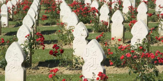 Verdun Cemetery