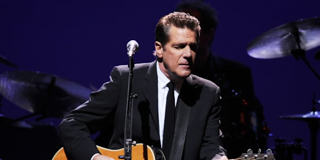 SUNRISE, FL - JANUARY 26 : Glenn Frey of the Eagles performs at the Bank Atlantic Center on January 26, 2009 in Sunrise Florida.  Credit: mpi04/MediaPunch/IPX