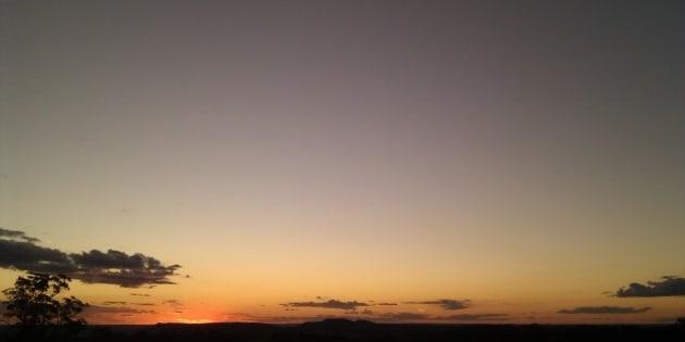 Sunset Mt Kynoch