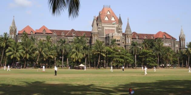 Mumbai High Court near the southern end of the city of Mumbai (Bombay).
