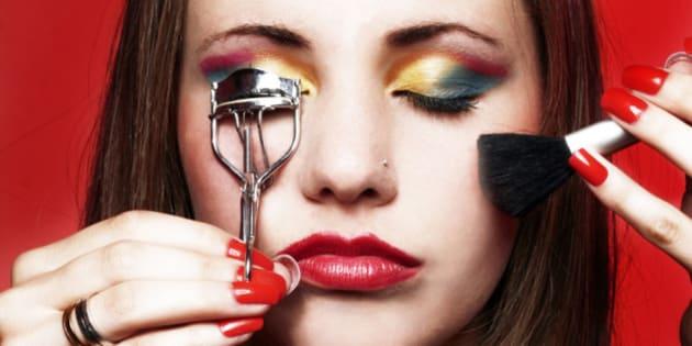 Modelo: Daniela Sanches (mãos de ruu) MakeUp: Ruthelly (ruu) Edição: Cleto Fotografia: Renata