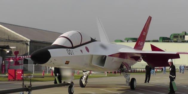 「心神」国産初のステルス戦闘機 2月に初飛行 1月28日に報道陣に公開