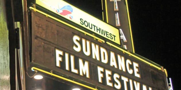 During Sundance Film Festival in Park City, Utah