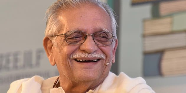 JAIPUR, INDIA - JANUARY 24: Indian poet, lyricist and film director Gulzar during the session 'Nazm Ulhji Hui Hai Seene Mein' at Jaipur Literary Festival 2016, at Diggi Palace, on January 24, 2016 in Jaipur, India. Ninth edition of ZEE Jaipur Literature Festival is set to witness over 360 participants from the fields of literature, history, politics, economy, art and culture debate and discuss on one platform for the five days. (Photo by Sanjeev Verma/Hindiustan Times via Getty Images)